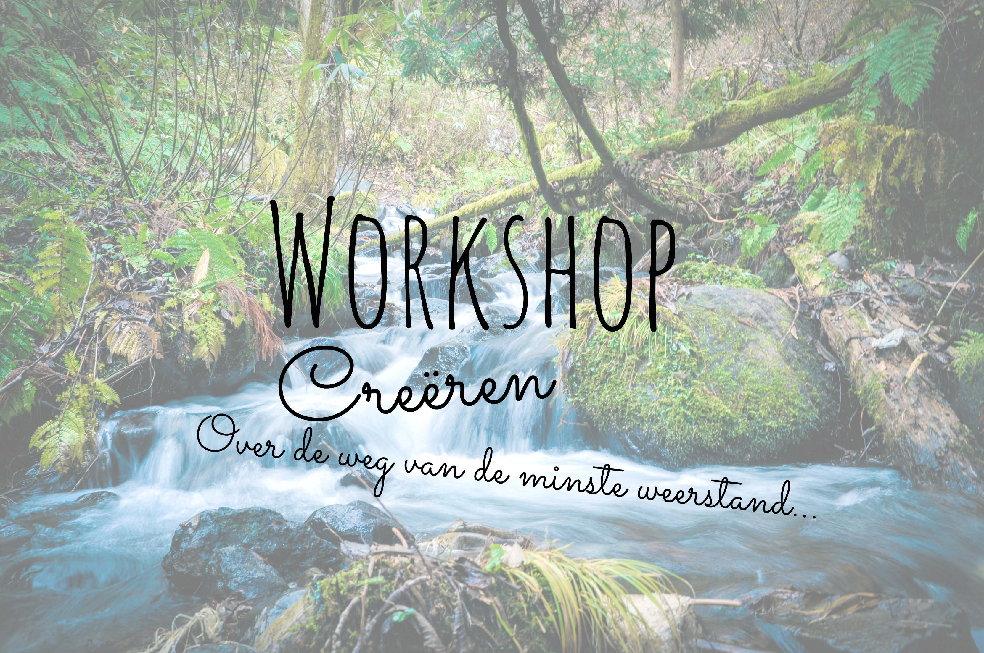 workshop creëren