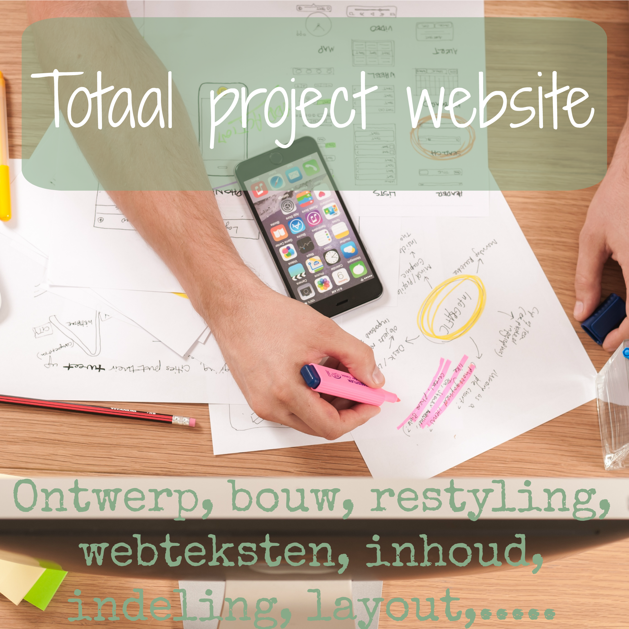 totaal project website